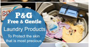 Changing Our Laundry Products to live Free and Gentle