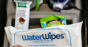 Travel Must haves with WaterWipes plus $100 BabiesRUs Giveaway