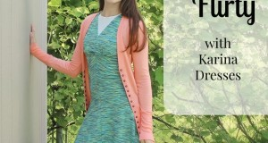 Jenny dress from Karina Dresses