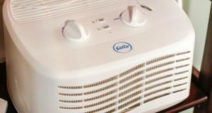 Febreze Air Purifier for odor is a breath of fresh air! #KeepItFresh