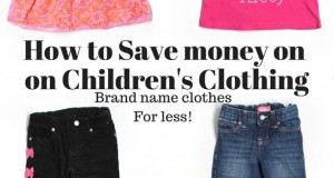 Top 5 Tips on How to save Money on kids clothing with Thredup