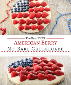 The Best Ever Easy No Bake Cheesecake Recipe