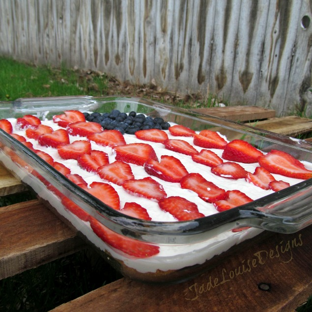 recipe: american flag cheesecake recipe [2]