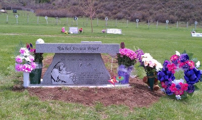 Roses for Rachel, Managing the Death of a child