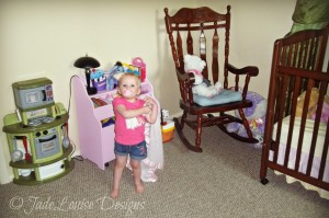 how to keep home clean with toddler