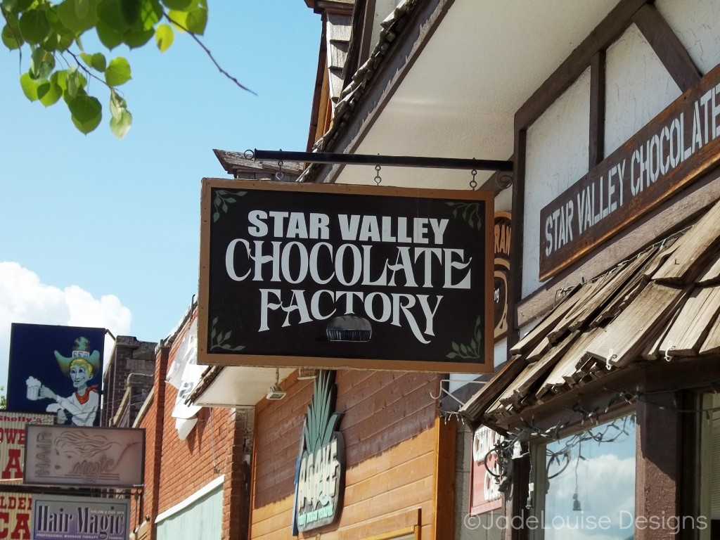 Star Valley Wyoming Chocolate Factory