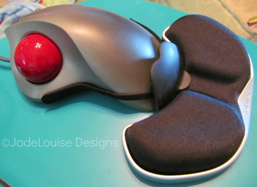 Wrist Pain Relief Mouse Support