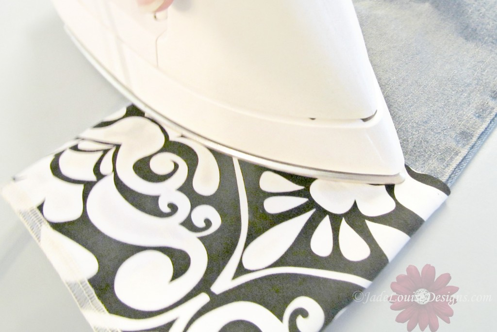 Clothing Alterations How to Lengthen Pants and DIY Crafts Fashion hair bow.