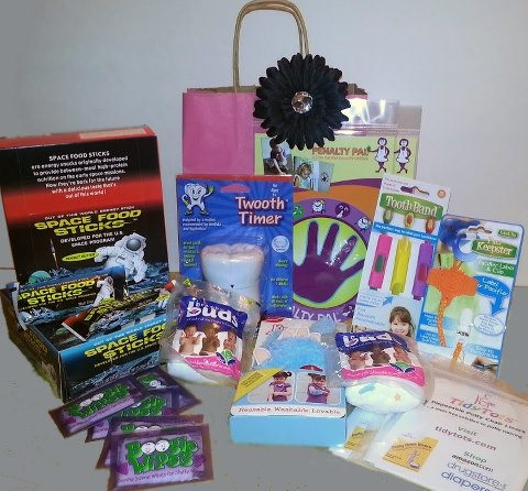 Mom tips, tricks and treats party Giveaway