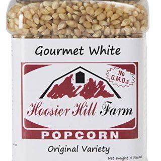 Gourmet White Popcorn Kernels