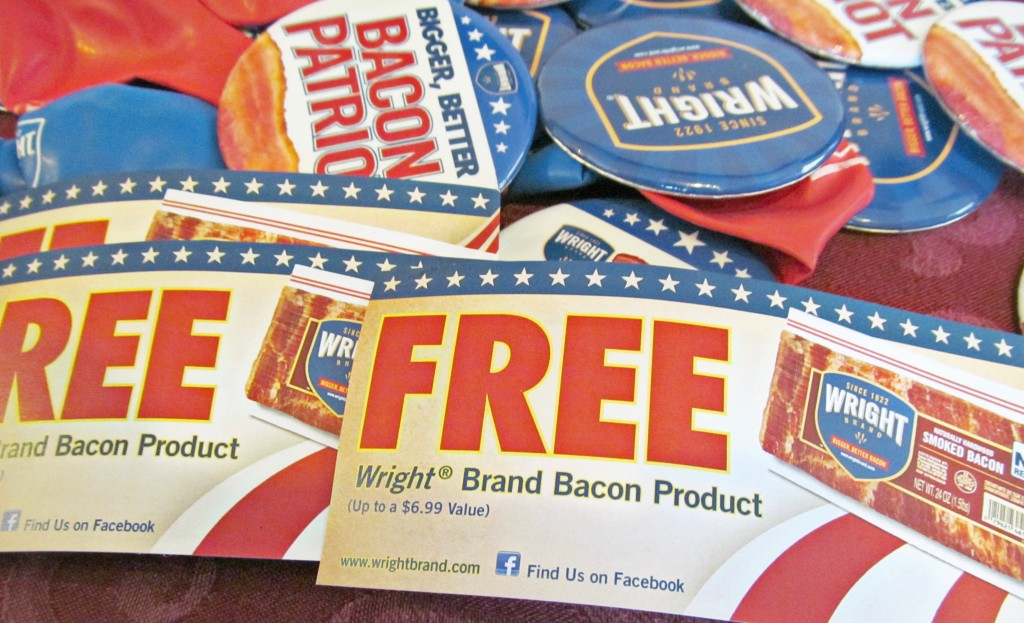 Wright Bacon Party #Mealstogether #CBias