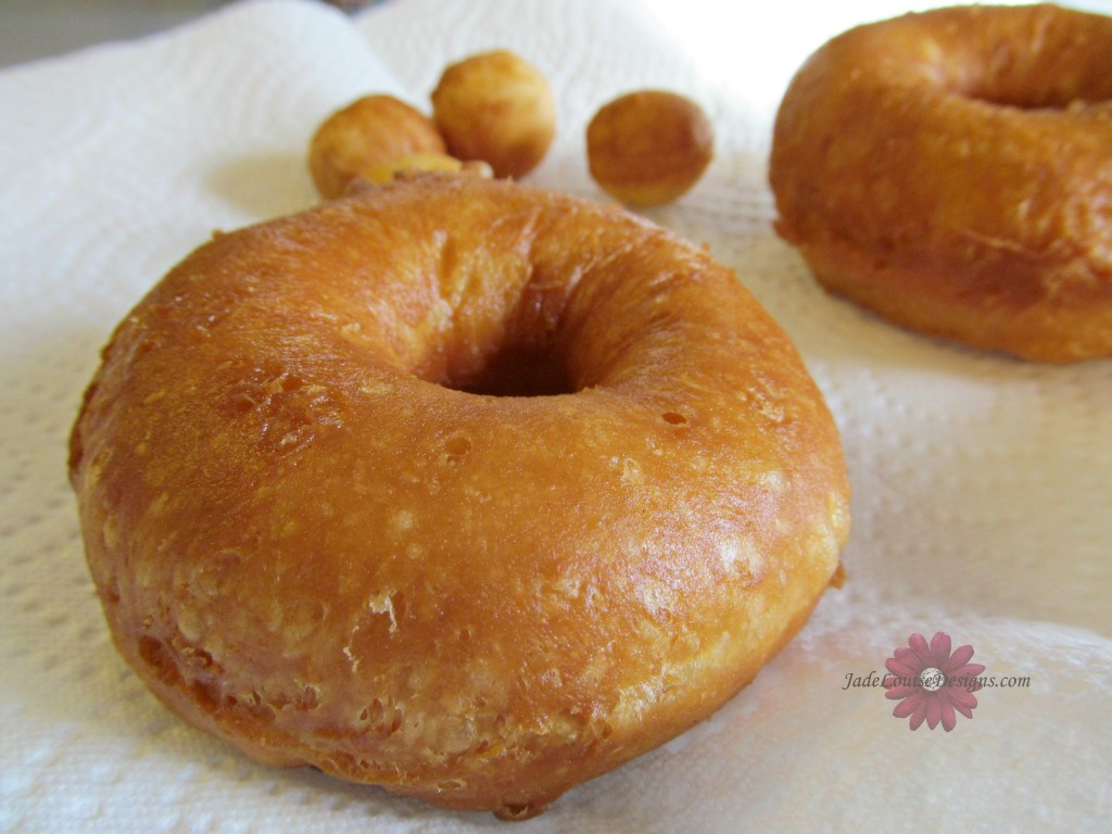 Doughnuts made easy, Doughnut Recipe