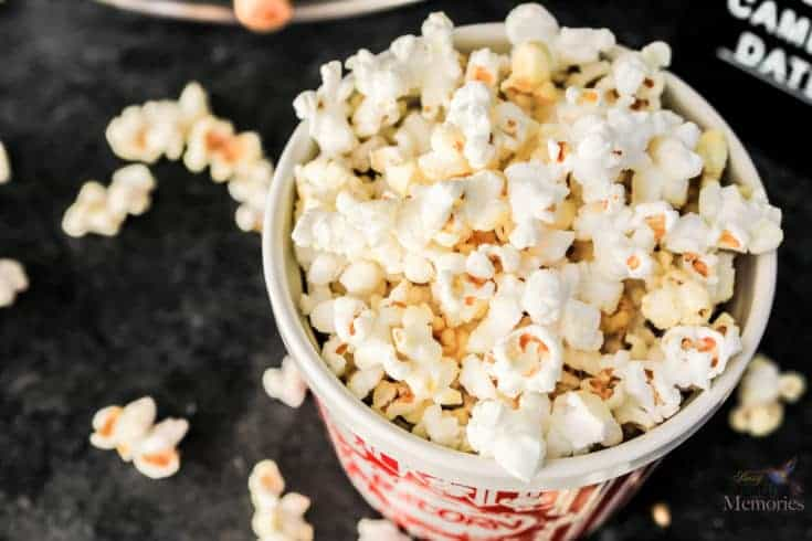 Old Fashioned Homemade Kettle Corn Recipe