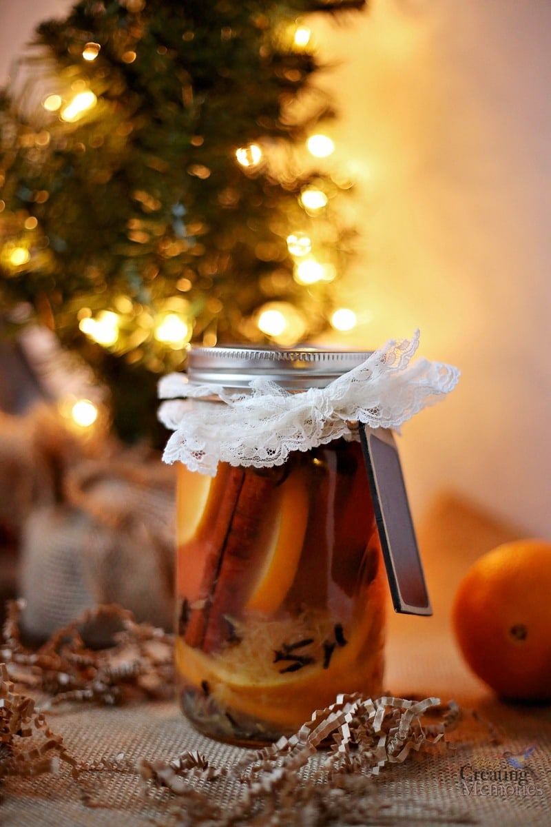 Heavenly Christmas Potpourri Simmer Pot Recipe