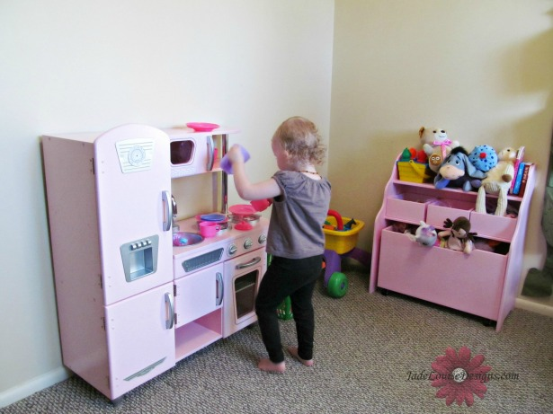 Kidkraft Kitchen Pink Vintage Encourages Pretend Play