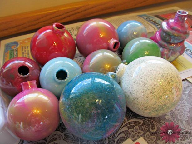 DIY Christmas Ornaments Simple Kids Crafts