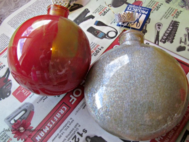 diy christmas ornaments simple kids crafts great gifts for grandparents - Homemade Christmas Gifts For Grandparents