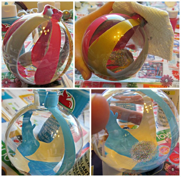 diy christmas ornaments simple kids crafts great gifts for grandparents
