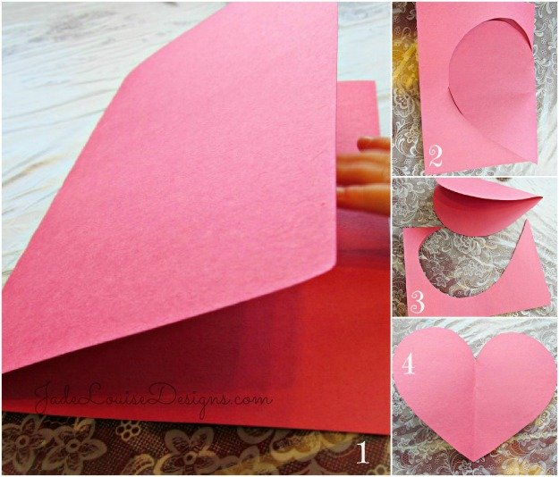 DIY Valentine Cards Kids Crafts for Teachers Grandparents – Valentine Cards Ideas for Preschoolers