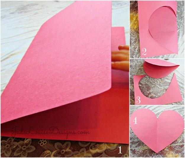 DIY Valentine Cards Kids Crafts for Teachers Grandparents – Valentine Cards Kids