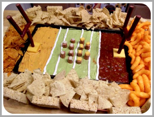Super Bowl Food Ideas, Make your Super bowl party a hit!