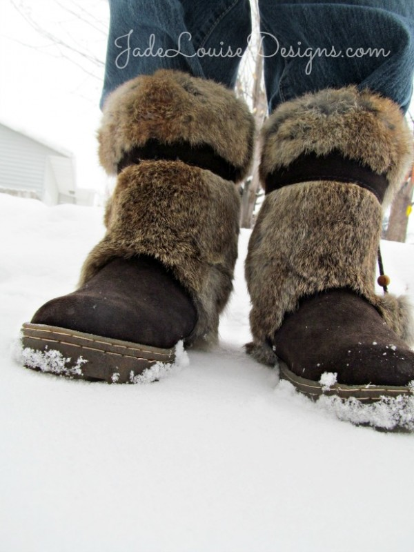 BEARPAWS Fashion Footwear, Warmth and Fashion Meet to Compliment