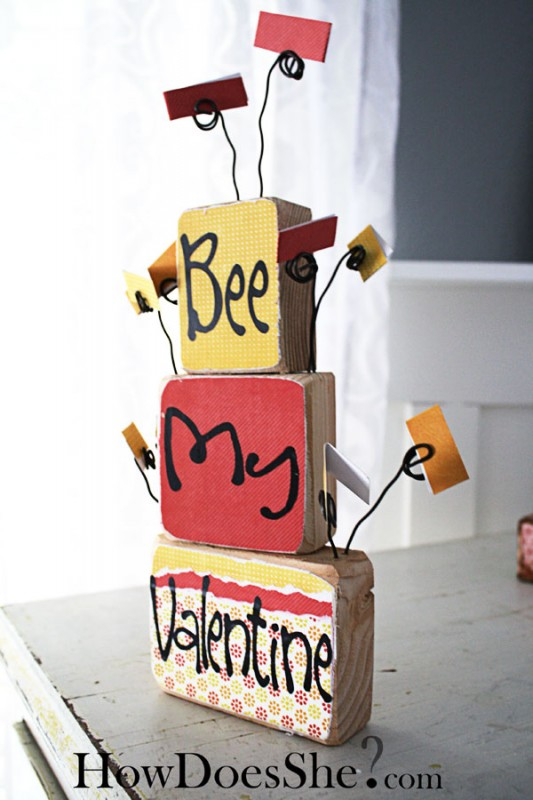 Top Valentines Crafts-A compilation of the best crafts for kids, gifts and home decor #valentinesday