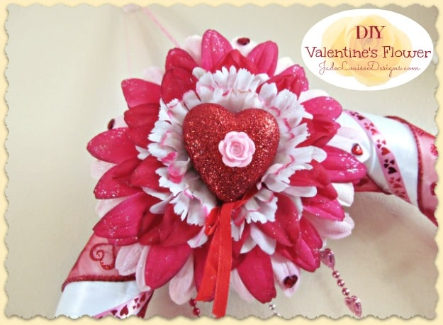 DIY Flower for Fashion Crafts, Embellishments and Hair Accessories