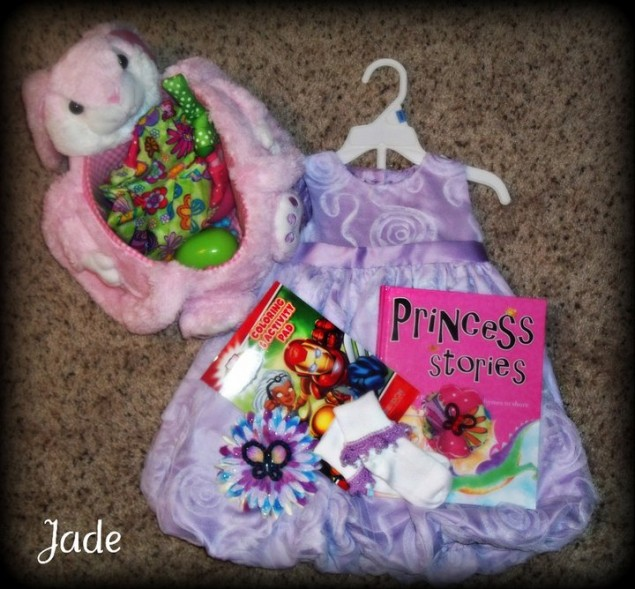 Easter basket ideas for kids of all ages baby through teenagers negle Image collections