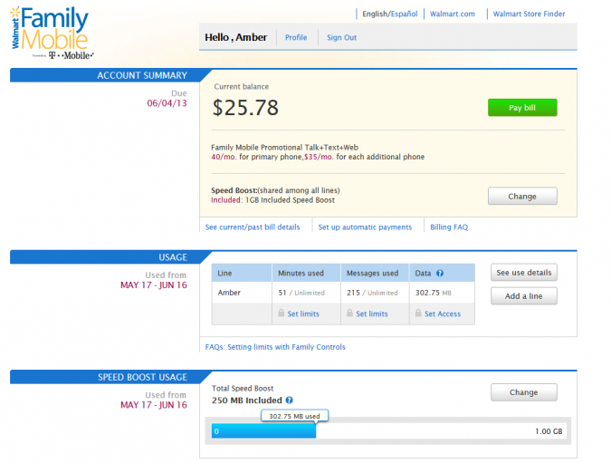 Walmart Family Mobile Plan Follow Up. What I Discovered After 1 Month Of  Service |