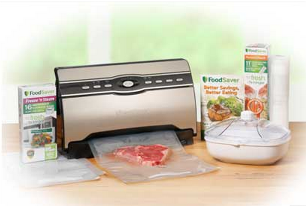 FoodSaver Giveaway for the Master Chef Kit | Hot Summer Nights Giveaway Hop #summernights