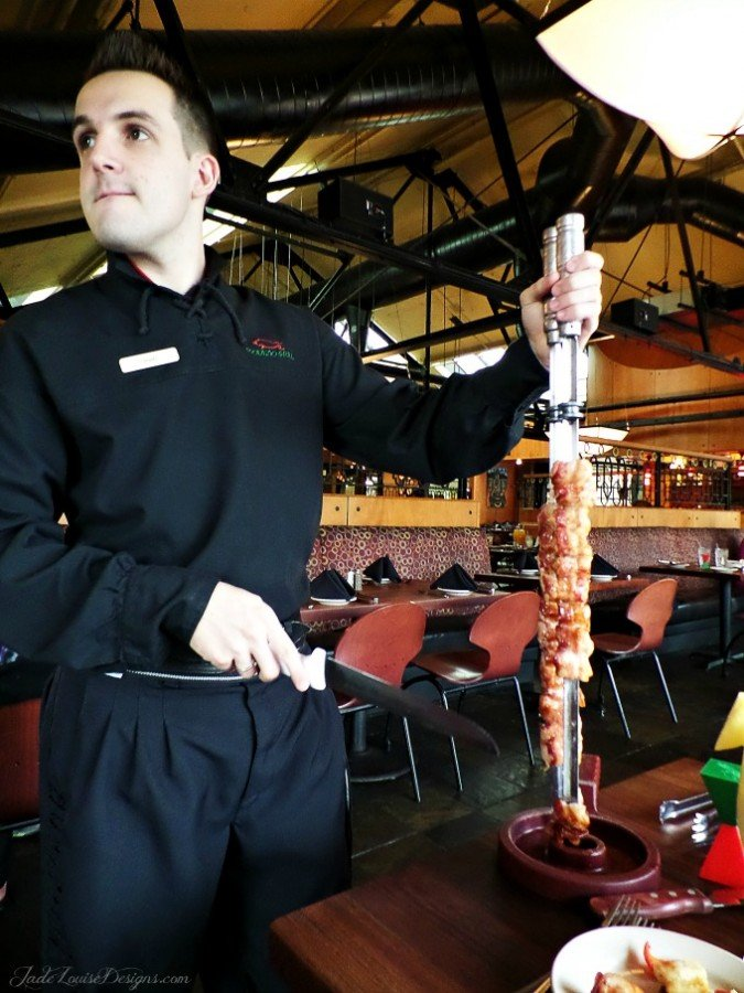 Rodizio Grill SLC, The Brazilian Steakhouse, Visiting Brazil without Leaving the country