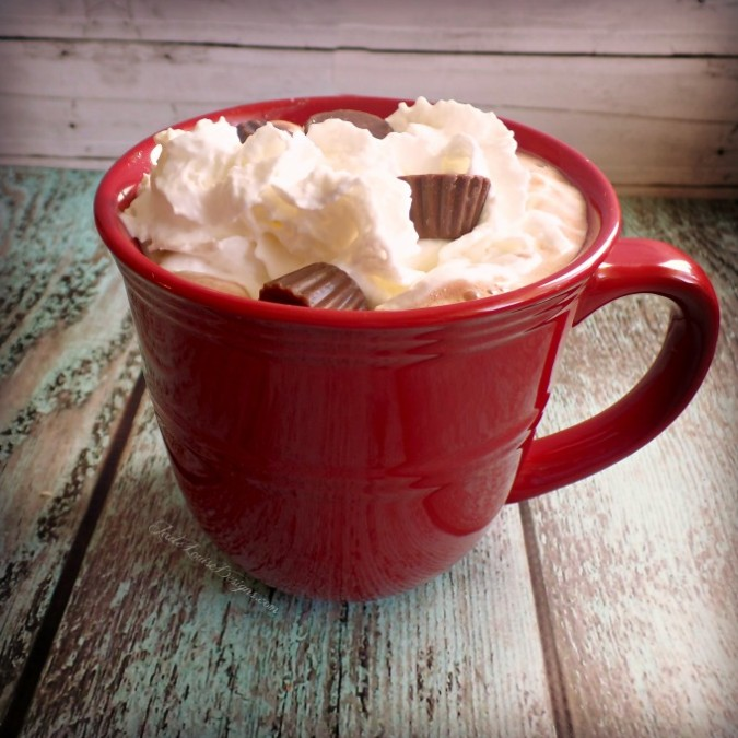 Hot Chocolate Recipe: Peanut Butter Cup Hot Chocolate Stephen's Hot Cocoa Mix