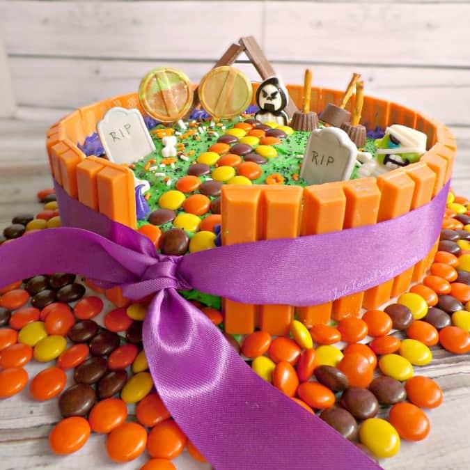 Kit Kat M M Rainbow Cake Recipe