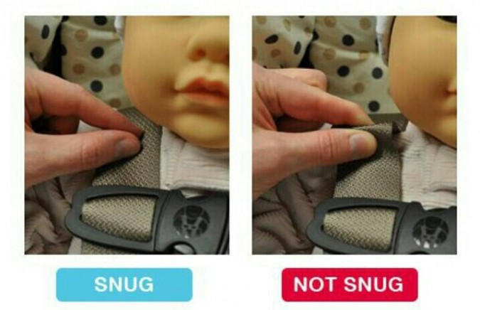 Car Seat Safety with Winter Coats; How to Keep Kids warm while complying with Car Seat safety. Cozywoggle coat