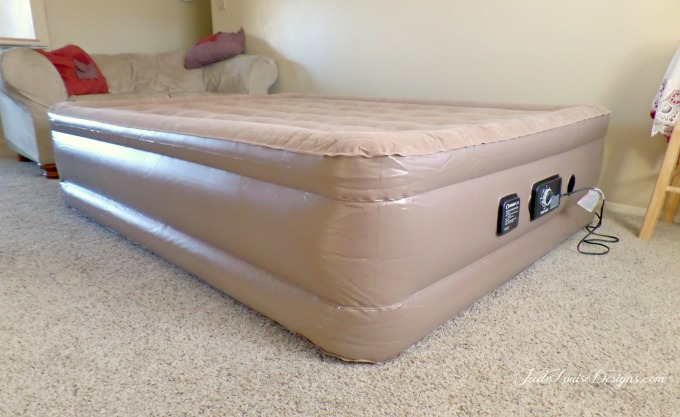 to pick the best indoor air mattress   insta-bed never flat air