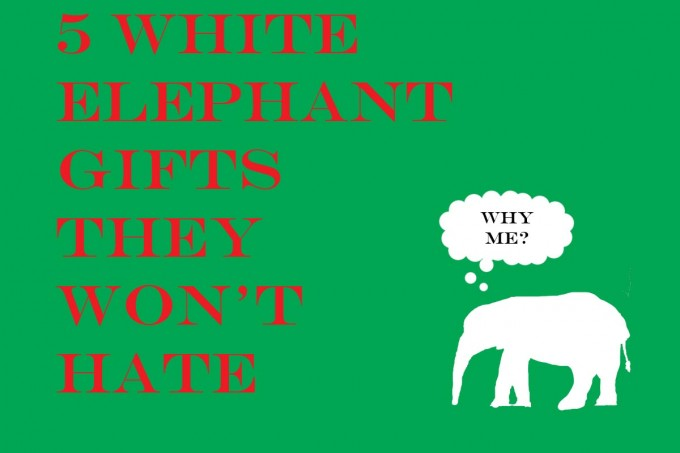 Diy White Elephant Gifts Gift Ideas