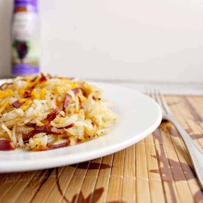 Loaded Hash Browns Recipe