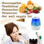 Flu Season is Here! Top Cold & Flu remedies to Keep your Family Healthy
