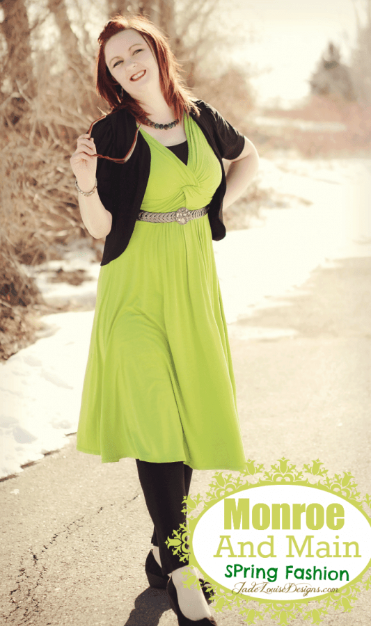 Monroe and Main Knot Your Mother's Dress Spring Fashion #MMBloggerSpotlight