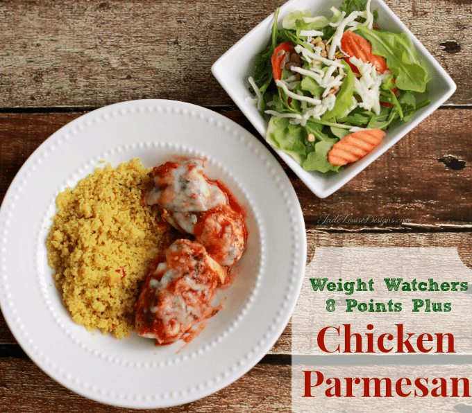 Weight Watchers Chicken Parmesan Recipe From Simplestart