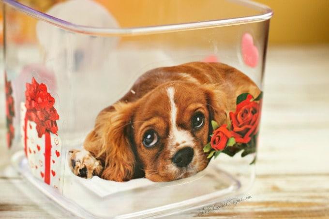 DIY Valentine Box For Dogs | Simple Dog Treat Box Craft #MilkBoneLove  #SayitwithMilkBone