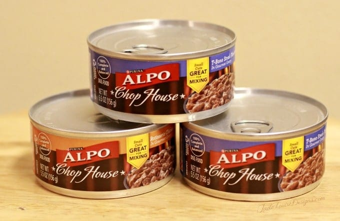Alpo Canned Dog Food Ingredients