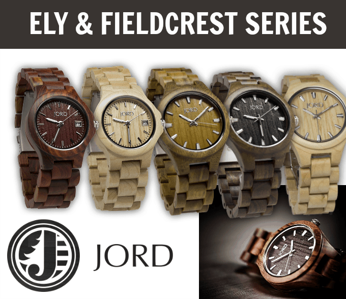 JORD Wood Watches – Spring Fashionista Spotlight