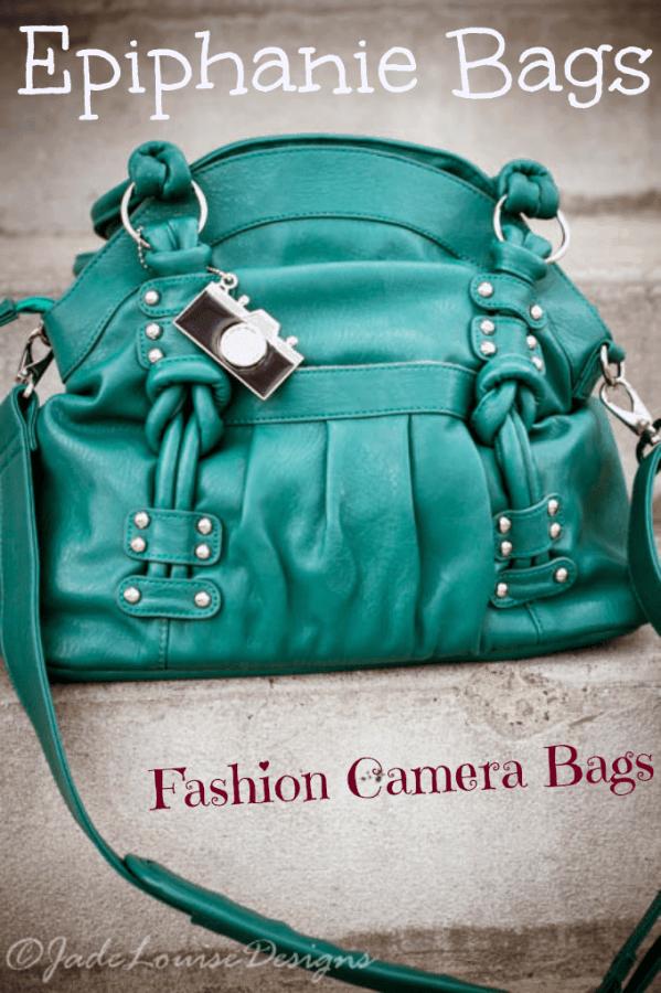 Fashion camera bags- Epiphanie bags Spring Fashionista Spotlight