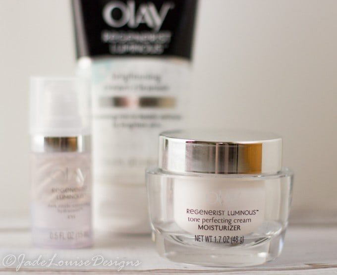 Olay Regenerist Luminous Glow 2 weeks followup #LuminousGlow
