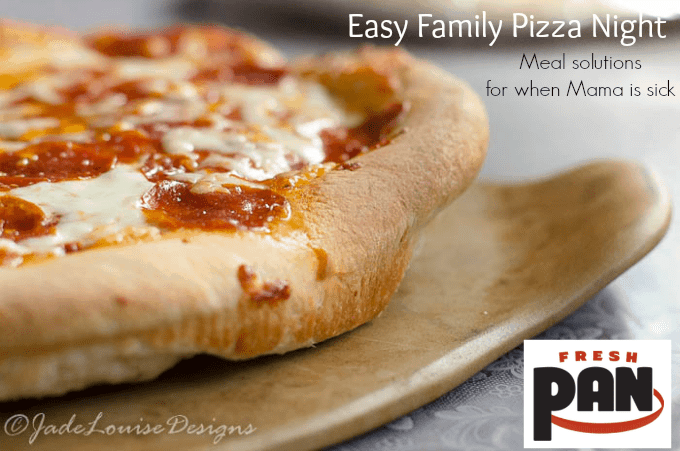 Papa Murphy's Pan Pizza to the rescue for Family Pizza night