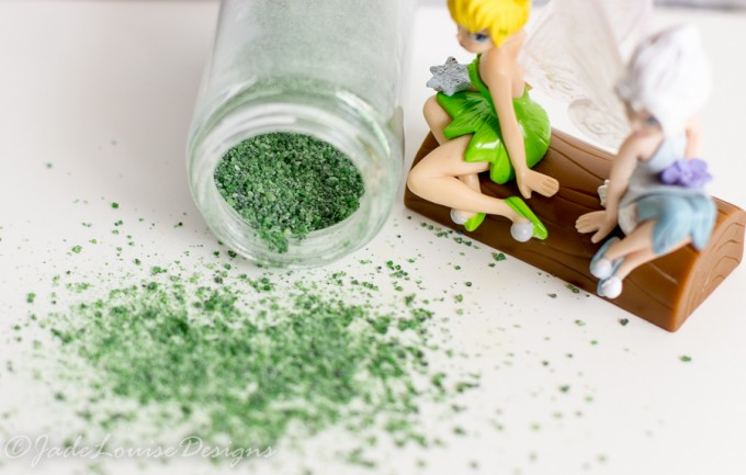 Edible Pixie Dust The Pirate Fairy Inspired Recipe
