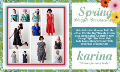 Karina Dresses #Dresstacular event 10; Win $1000 worth in Karina Dresses!