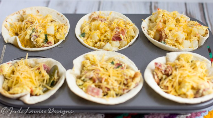 Out of this World Breakfast Burrito Bowls | A Hearty & Delicious Breakfast Recipe